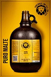 Puro Malte (American standard lager)